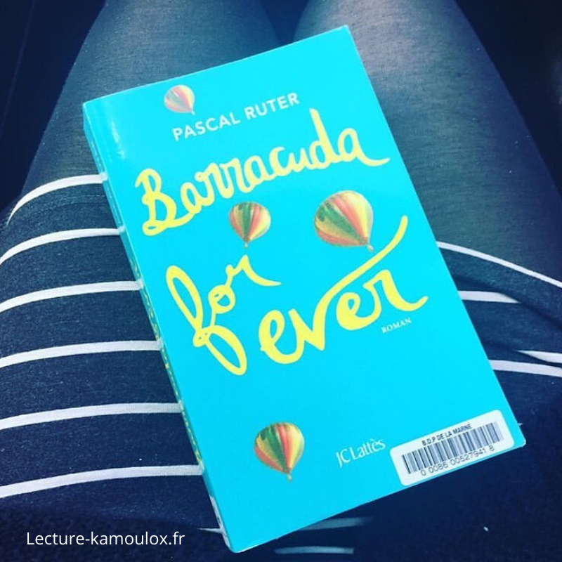 Barracuda for ever – Pascal Ruter