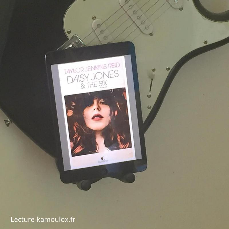 Daisy Jones and The Six – Taylor Jenkins Reid