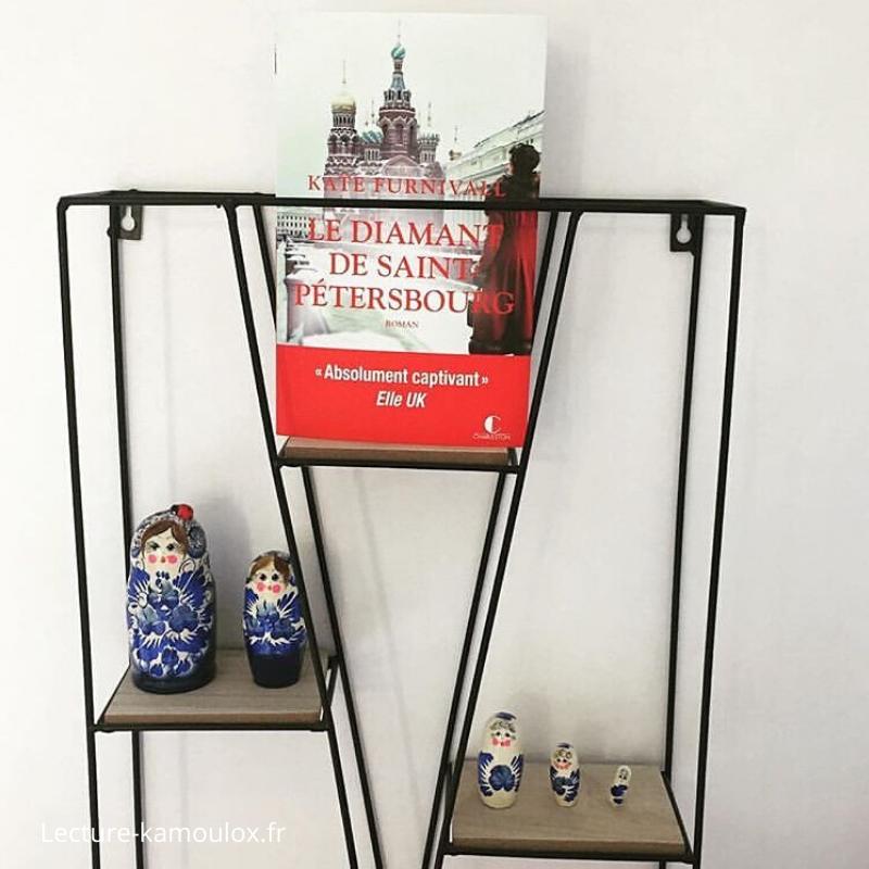 Le diamant de Saint Pétersbourg – Kate Furnivall