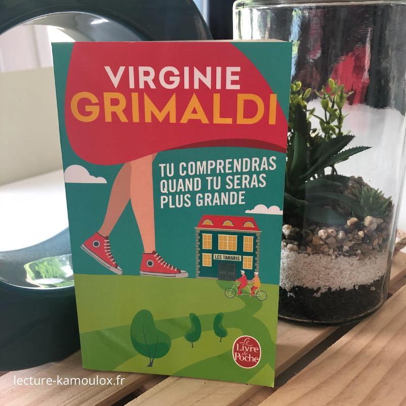 Tu comprendras quand tu seras plus grande – Virginie Grimaldi