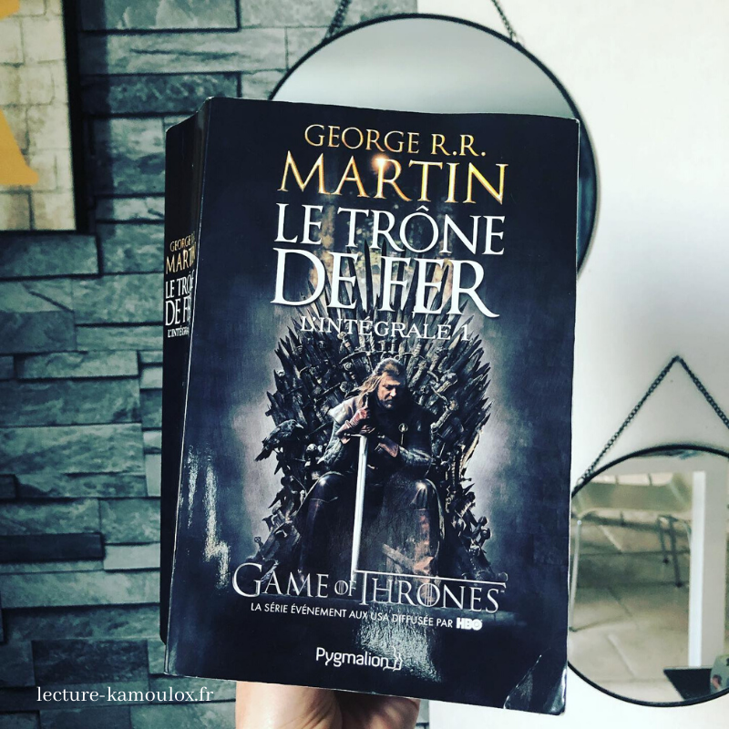 Game of thrones, l'integral 1 – George R.R. Martin