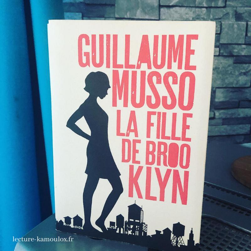 La fille de Brooklyn – Guillaume Musso