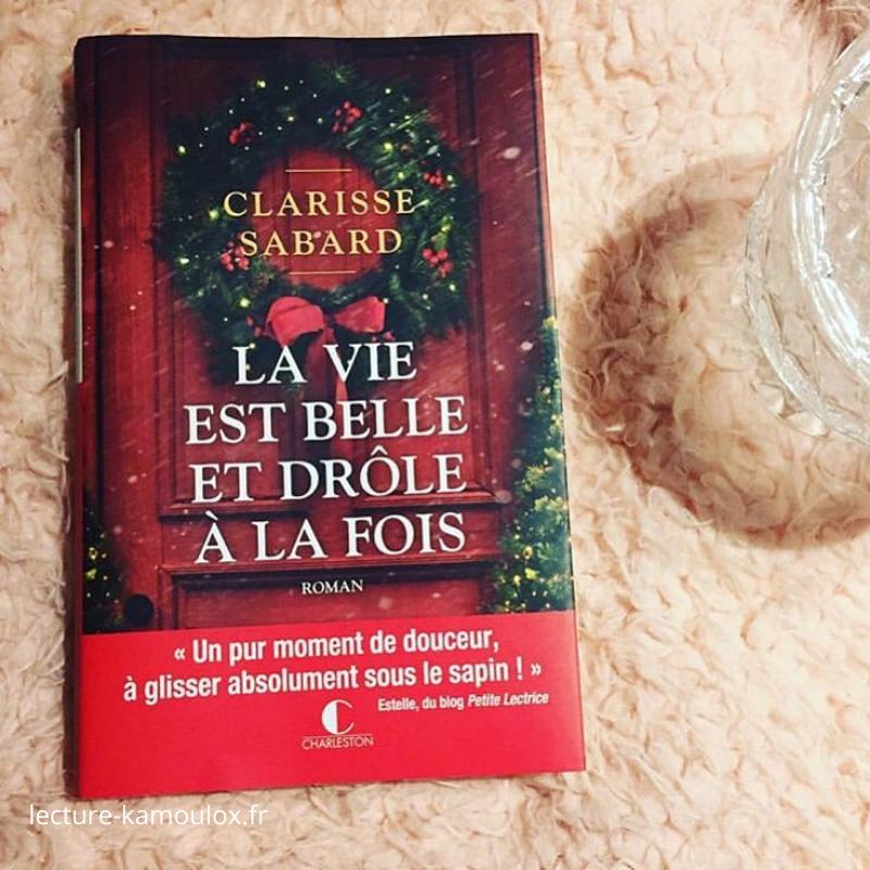 La vie est belle et drôle à la fois – Clarisse Sabard