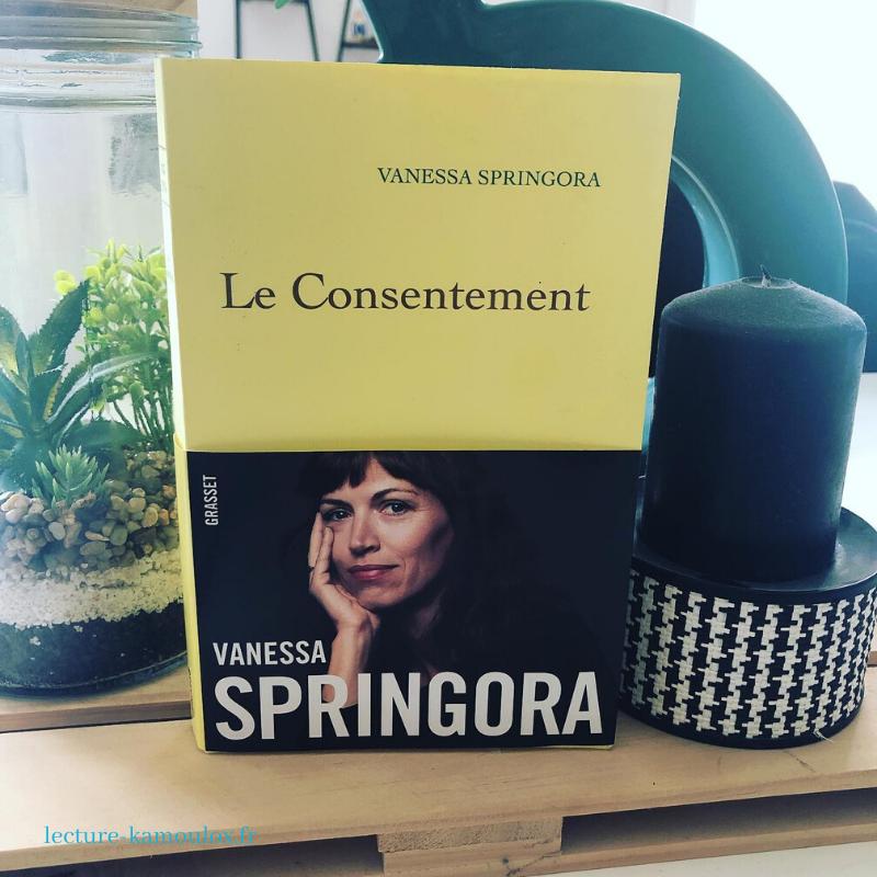 Le consentement – Virginie Springora