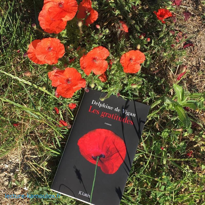 Les gratitudes – Delphine De Vigan
