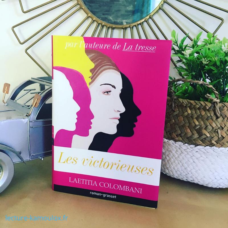 Les victorieuses – Laetitia Colombani