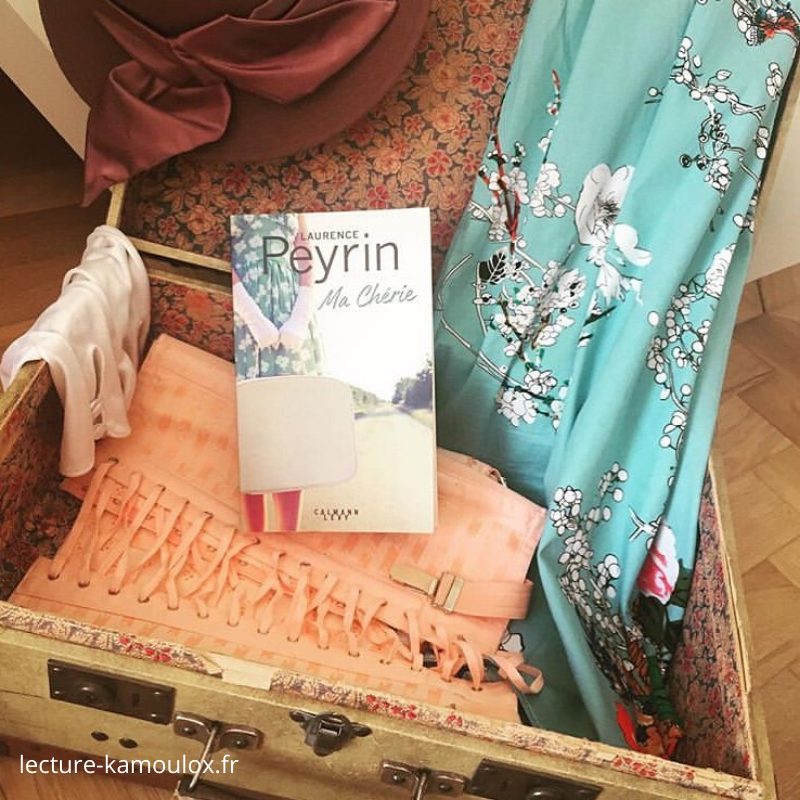 Ma Chérie – Laurence Peyrin