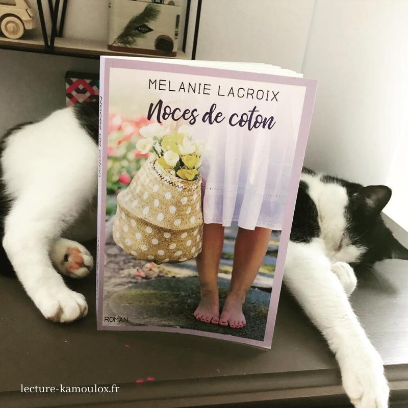 Noces de coton – Mélanie Lacroix