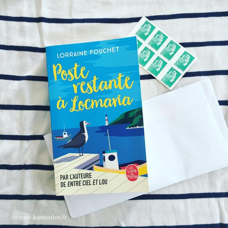 Poste restante à Locmaria – Lorraine Fouchet