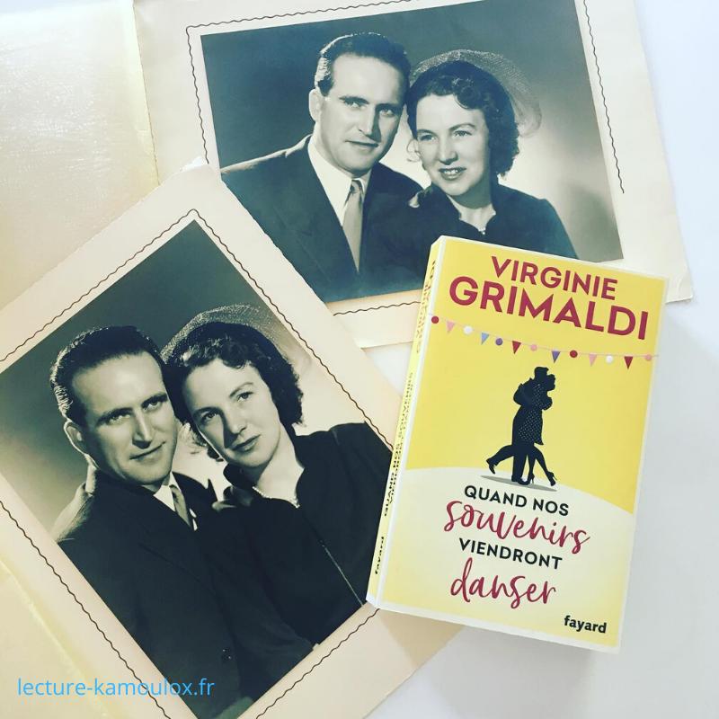 Quand nos souvenirs viendront danser – Virginie Grimaldi